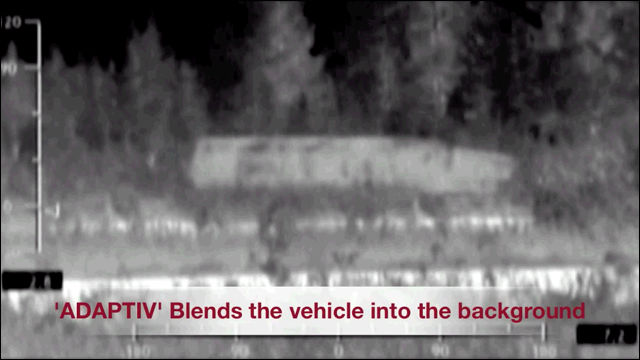 迷彩 ギリースーツ 新型戦車 装甲車 陸自 光学迷彩 赤外線