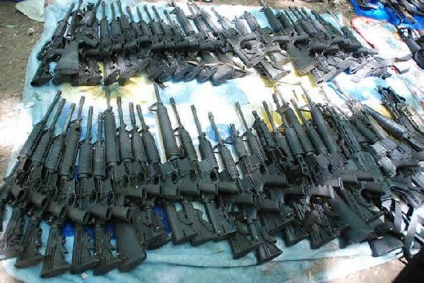 メキシコの麻薬カルテルは武装しすぎ