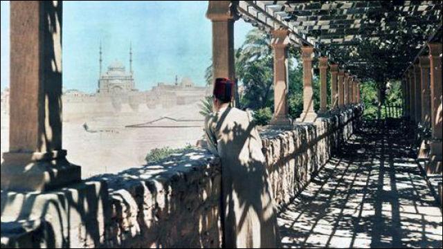 1920年ごろのエジプトを撮影した...