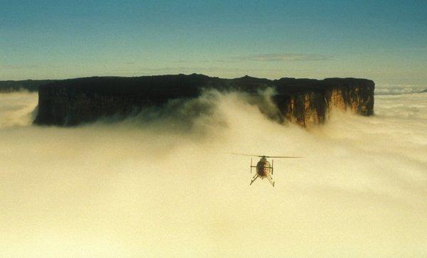 Mount Roraima Helicopter Tour