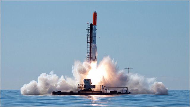 デンマークの1人乗りロケット「ティコ・ブラーエ」、打ち上げ試験に成功 - DNA