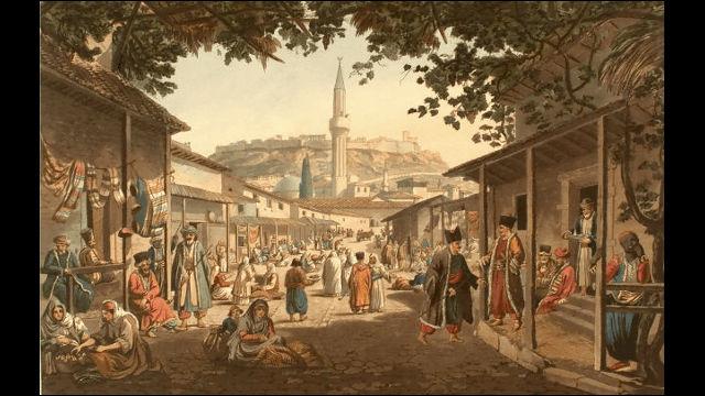 18世紀後半から19世紀前半に描か...