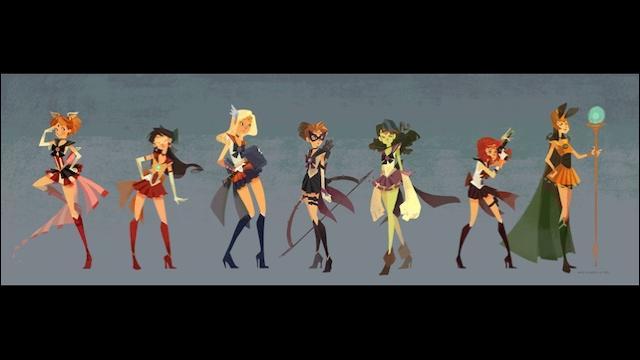 美少女戦士セーラームーン 敵キャラクター