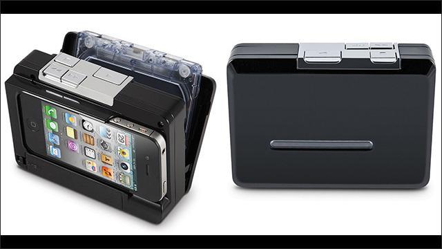 カセットテープ音源をiPhone・iPodからMP3にコンバート出来るデバイス「The Cassette To iPod Converter」