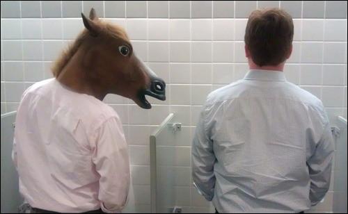 Amazon                                                                Horse Head Mask Gif