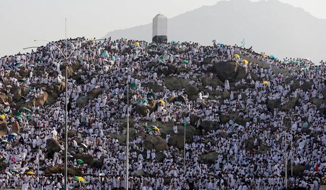 世界最大の宗教儀式、メッカへの...