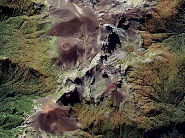 2012年7月20日黄历_衛星画像のDigitalGlobe社が2012年に撮影した超美麗な地球の ...