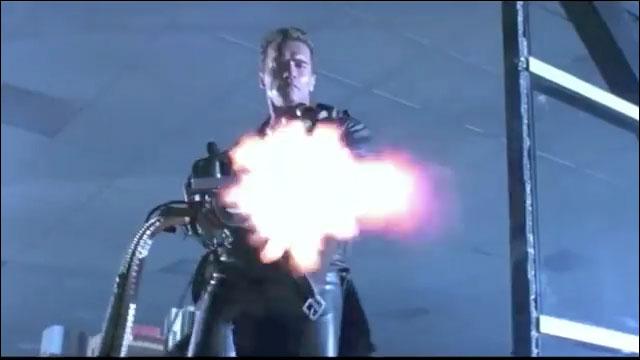 閲覧注意]乱れ飛ぶ銃弾、映画の銃撃戦だけを集めに集めたマッシュ ...