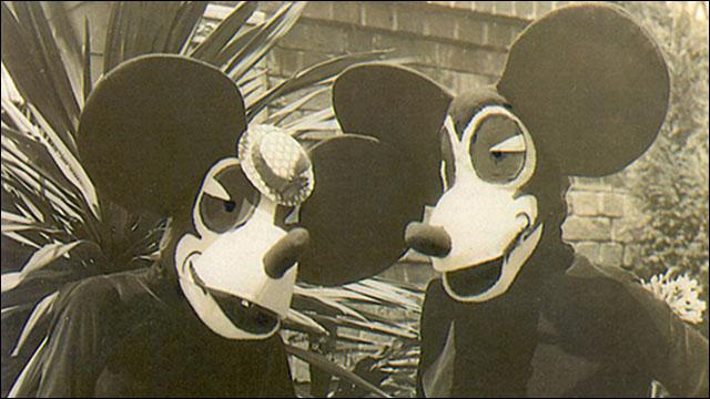[閲覧注意]1936年頃の若かりしミッキーマウスとミニーマウスが死ぬほど怖い , DNA