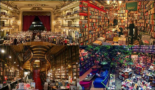 一度は訪れてみたい世界の美しく素敵な本屋さん16選
