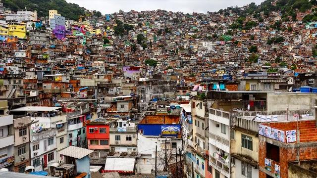 dnaimg.com これが、次回夏季オリンピックの開催地の現実です…。... 【ブラジル】W杯