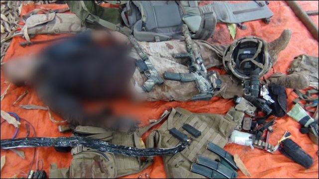 ソマリアの作戦で失敗したSEALsチーム6の「忘れ物」がいろいろと公開される