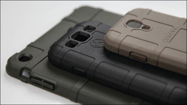 Magpul社、androidスマホやipad Mini向けにも樹脂製ケース「field Case」を展開 Dna