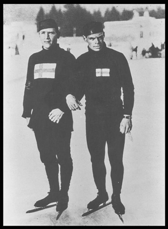 1924年に開催された第1回冬季オリンピック大会(フランス・シャモニー ...