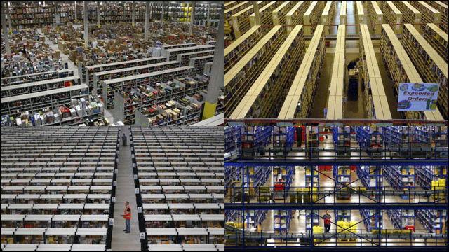 その収納はとにかく荷物を詰めていく Chaotic Storage ルールで支配されています この方法にはいったいどのようなメリットがあるのでしょうか