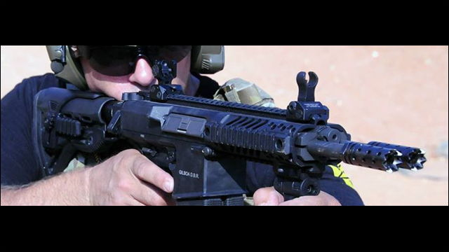 時間差ゼロでダブルタップを叩き込める二連銃身自動小銃「Gilboa Snake ...