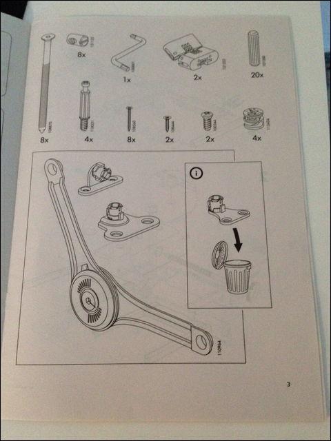 Ikea dna - Istruzioni montaggio mobili mondo convenienza ...