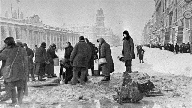 第2次世界大戦の悲劇をテーマにした「レニングラード包囲戦ダイエット」に非難殺到