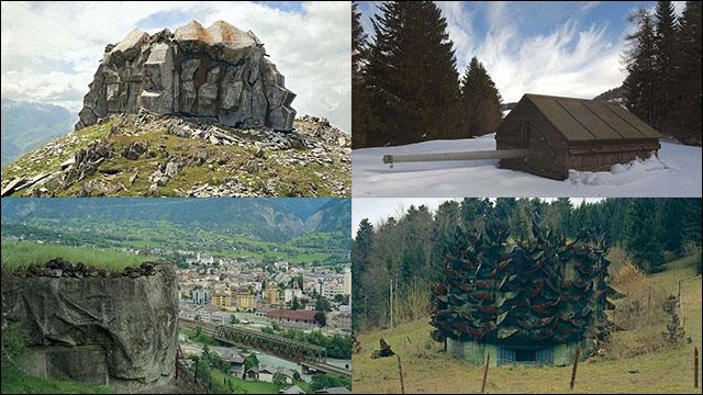 永世中立国スイスの美しい景色に...