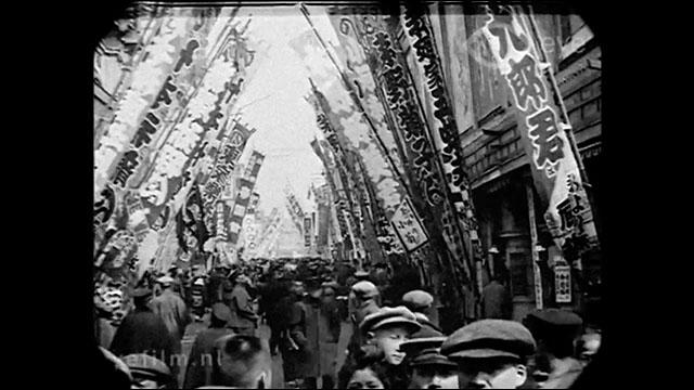 100年前の日本はこんな感じだった 1913年の東京の日常風景を記録した ...