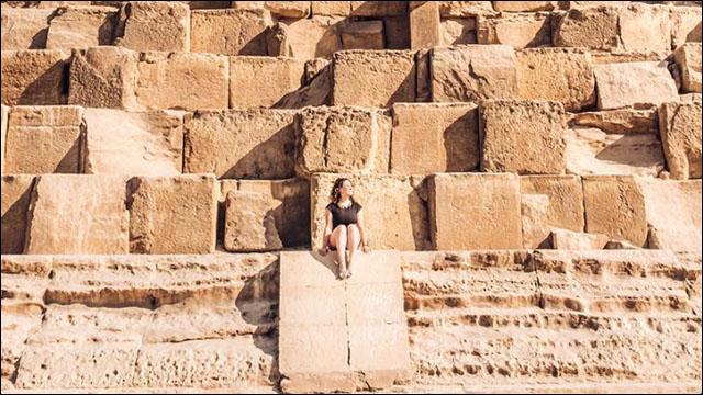 ギザの大ピラミッドの画像 p1_26