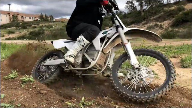 バイク オフ ロード