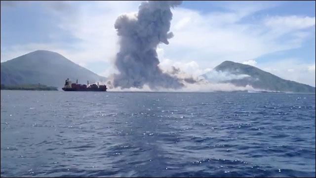 ベイルート爆発事故をもっとも近くで撮影したとされる動画