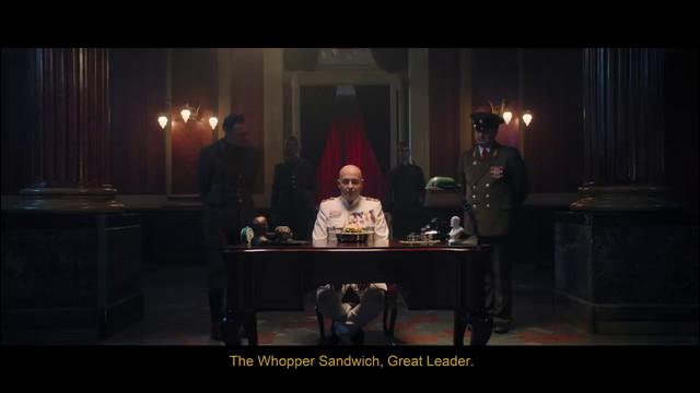 バーガーキングのアンオフィシャルCM動画のクオリティがすごい